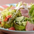 料理メニュー写真スモーク牛たんサラダ