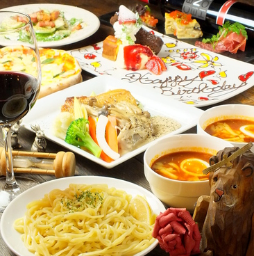 恵比寿 ライオンのいるサーカスのおすすめ料理1