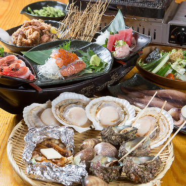 浜焼太郎 大和八木店のおすすめ料理1
