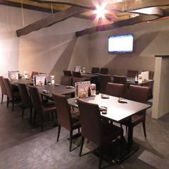 賑やかな雰囲気の店内空間で新鮮食材をご堪能ください!大通駅1分とアクセスも良好!