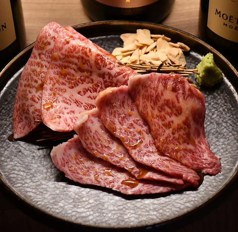 【極】12種の個室焼肉コース料理【イノウエの名物と旨い肉を集結したオススメ】2名樣から