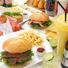 FOOD&DRINK SAMPAの写真