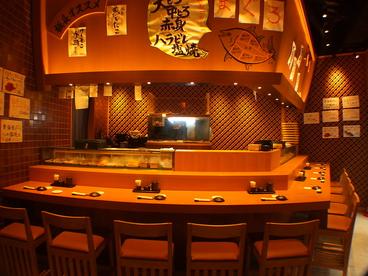 板前寿司 西新宿店の雰囲気1