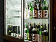 日本酒も焼酎も♪