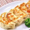 料理メニュー写真焼餃子(5個)