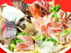 旬魚旬菜 月〇 つきまる 駕町店の写真