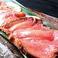 料理メニュー写真超希少!炙り馬タンの刺身