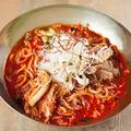 料理メニュー写真辛冷麺