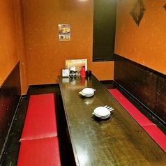 8名様個室を2卓ご用意しております★会社宴会やお仲間との会食など小宴会でのご利用にオススメです♪※写真はイメージです