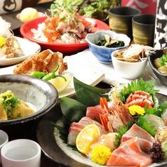 魚里ゐ夷 とりいえびすのおすすめ料理1
