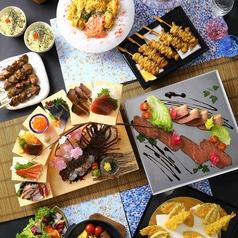 酒と和みと肉と野菜 亀戸駅前店のコース写真