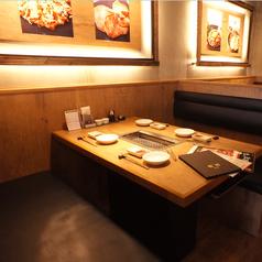 焼肉叙庵 サンシャイン60通り店の雰囲気1