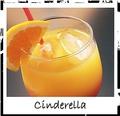 料理メニュー写真シンデレラ(ノンアルコールカクテル)