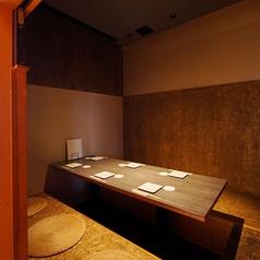 【5~10名様まで】個室をつなげて最大10名様までご利用可能です!