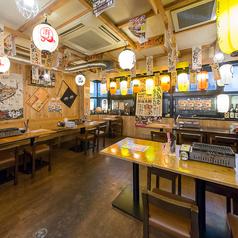 浜焼太郎 大和八木店の雰囲気1