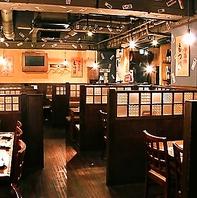 浅草橋駅徒歩1分の居酒屋で、大人数での貸切宴会!