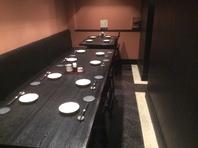 【15名様の宴会席】テーブル席