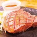 料理メニュー写真【カットサイズステーキ】厚切り牛タンステーキ