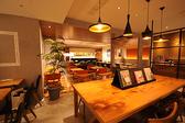ヘッドクォーターズカフェ H.Q.カフェの雰囲気2