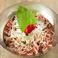 料理メニュー写真梅シソ冷麺