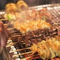 料理メニュー写真鶏串各種(塩/たれ)