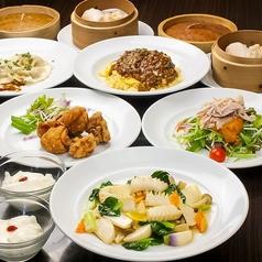 CHINESE DINING 心樹のコース写真
