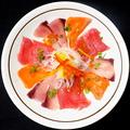 料理メニュー写真海鮮和風カルパッチョ