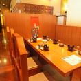 【4名様~10名様】カジュアルなテーブル席