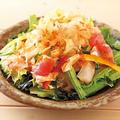 料理メニュー写真さかなや道場サラダ