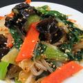 料理メニュー写真【夏限定メニュー】彩り野菜の中華ナムル