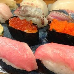 にぎり寿司 花 (十貫)