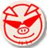 うまいラーメン松福のロゴ