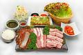 料理メニュー写真豚肉食べ放題