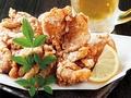 料理メニュー写真大阿蘇鶏の唐揚げ