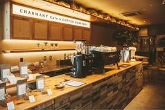 CHARMANT Cafe&COFFEE ROASTERYの写真