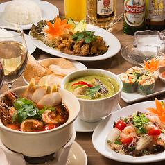 アジアティーク Asiatique 江戸川橋店のおすすめ料理1