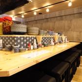 築地直送鮪と肉刺しパラダイス シギ shigi 38の雰囲気3