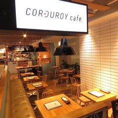 コーデュロイカフェ CORDUROY cafe 福岡 パルコ PARCO店の雰囲気1