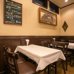 レストラン桂の雰囲気1