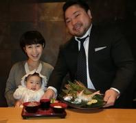お食い初め料理 3,500円(税抜) ご用意できます。
