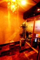 ●完全分煙の店内喫煙所完備●
