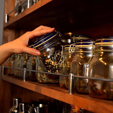 「その、一杯の。」BEER+TEA SALONの雰囲気1