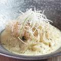 料理メニュー写真白滝×ゴルゴンゾーラ和え