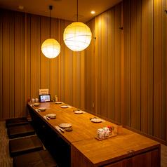 竹乃屋 香椎駅ナカ店の雰囲気1