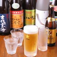 アルコール飲み放題コース 1480円!(税抜)