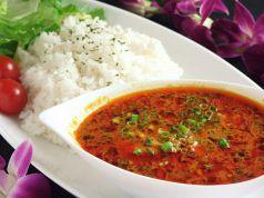 料理メニュー写真ネパールカレー