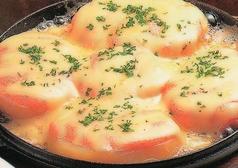 コーンバター/ポテトの明太チーズ焼
