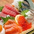 料理メニュー写真おまかせ!鮮魚盛り合わせ