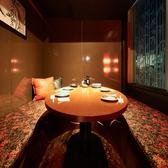 5~6名様用の人気の洋風個室