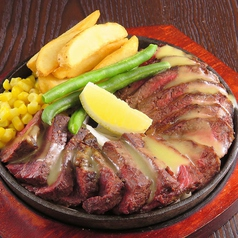 京王よみうりランド リティス レストラン ワイン&肉のコース写真